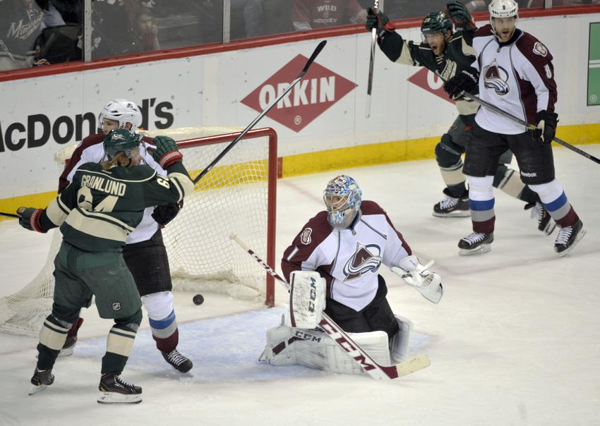 Minnesota Wild at Colorado Avalanche Game 5: Preview