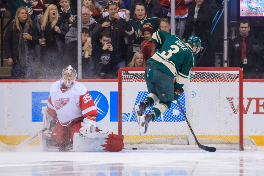 a8c71f16cd30 Charlie Coyle or Nino Niederreiter  The Battle for Top 6 Forward