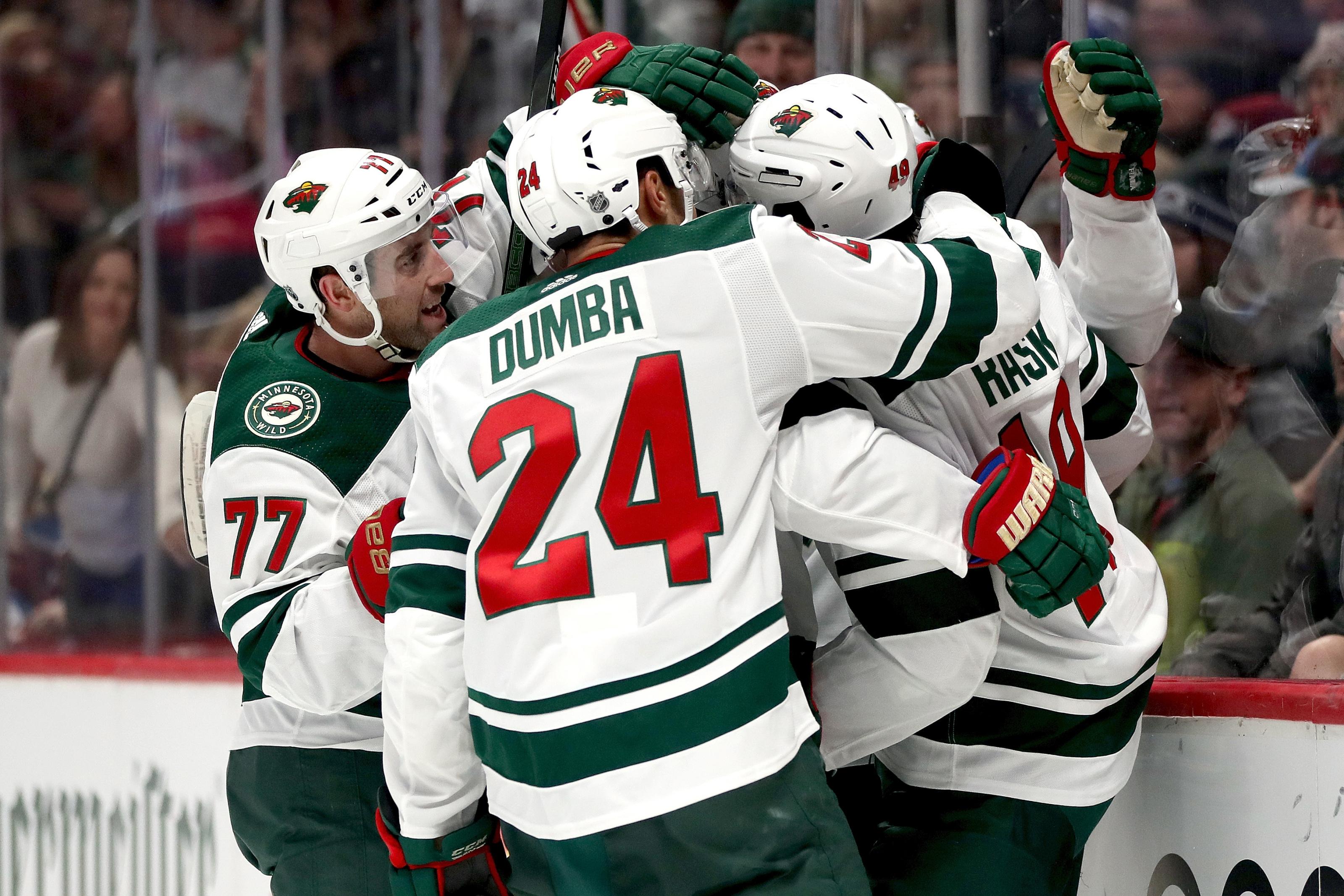 Top Five Moments of the Minnesota Wild's 2019-2020 Season- So Far